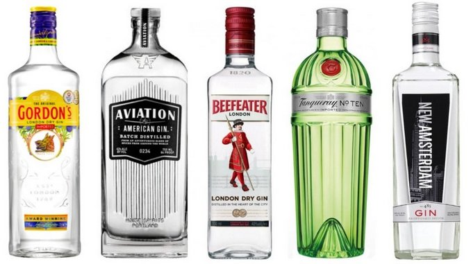 """Cocktail Queries: """"London Dry"""" vs. Modern/""""New Western"""" Gin"""