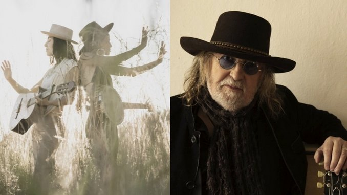 Paste Live: Rising Appalachia & Ray Wylie Hubbard