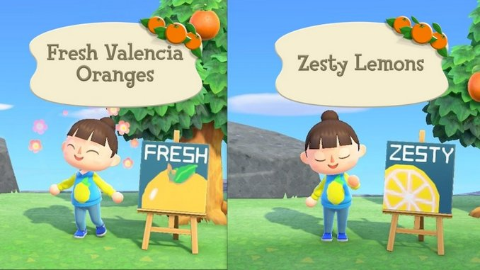 Sunkist Makes a Citrus-Themed Island in Animal Crossing to Market its Fruit