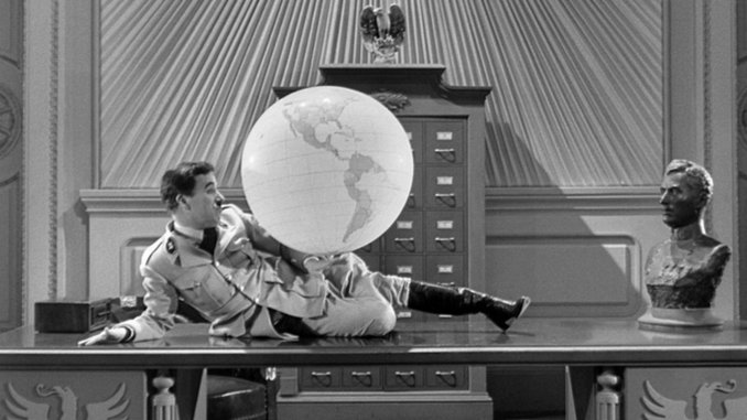 <i>The Great Dictator</i> Is 80, and Our President Is a Fascist
