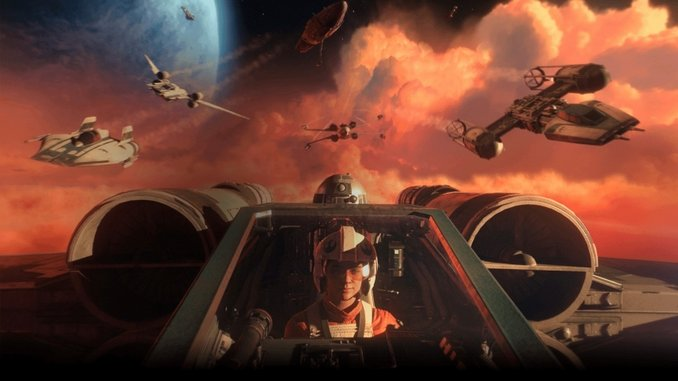 EA Reveals <i>Star Wars: Squadrons</i>, a Multiplayer Dogfighting Game, in New Trailer