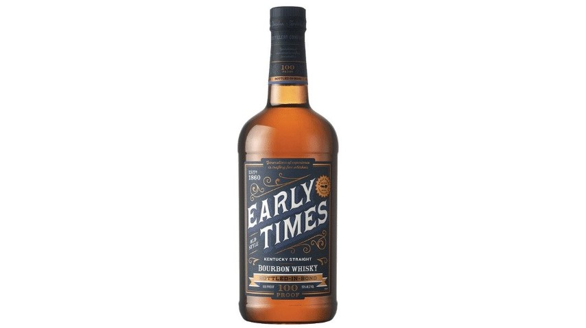 Early Times Bottled in Bond Bourbon Review
