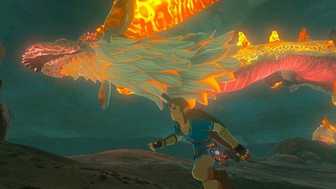 <i>Breath of the Wild</i>&#8217;s Open-Air World Is One of Few To Offer True Catharsis for My ADHD Brain