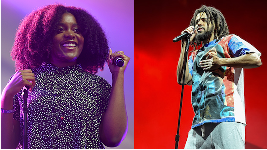 J. Cole Addresses Criticism After Releasing Track Seemingly Aimed at Noname