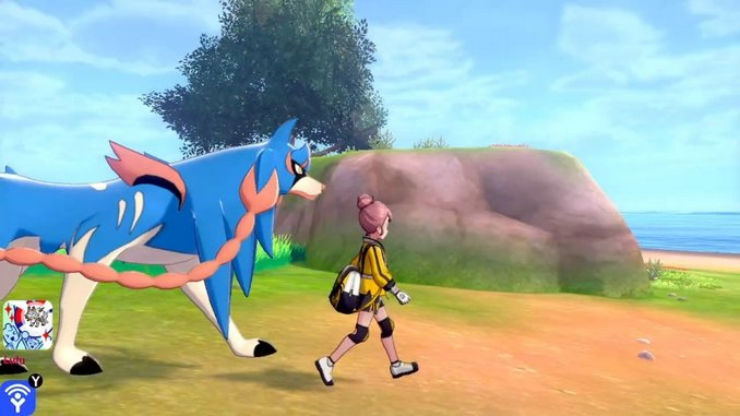 <i>Pokémon Sword</i> and <i>Shield</i> Have Walking Animations Now, and They&#8217;re Perfect