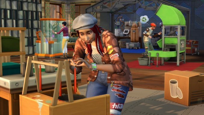 The Newest <i>Sims 4</i> Expansion Explores Your Responsibility to Your Ecosystem