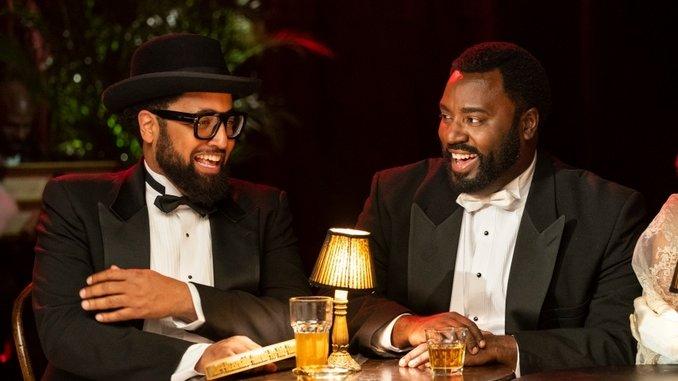 Diallo Riddle and Bashir Salahuddin on the Creative Freedom of <i>Sherman's Showcase</i>