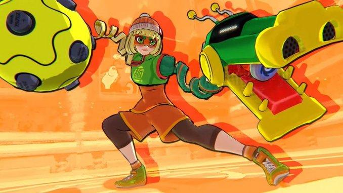 <i>Super Smash Bros. Ultimate</i>&#8217;s Next DLC Fighter Is Min Min from <i>Arms</i>