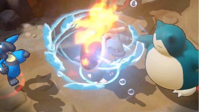 The Pokémon Company Announces <i>Pokémon Unite</i>, a free-to-play MOBA Pokémon Game