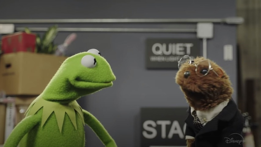 The Muppets Are Back in the First Trailer for <i>Muppets Now</i> on Disney+