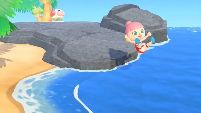 <i>Animal Crossing: New Horizons</i> Plans Summer Update with Swimming, Sea Creatures and Outfits