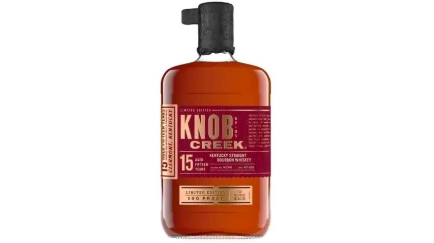Knob Creek 15 Year Bourbon Review
