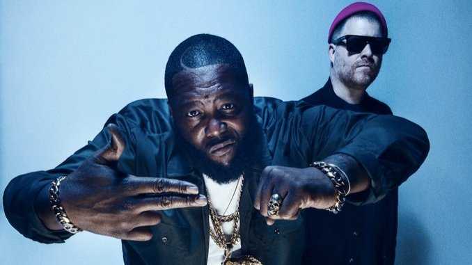 Is the Use of Rhyming Falling or Climbing? A Look at Run the Jewels and X