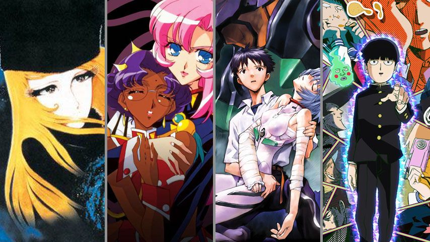 The 30 Best Anime Series of All Time
