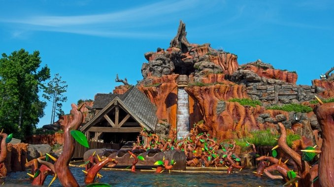 It Was Time for Splash Mountain to Change