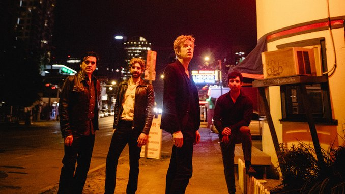 Spoon Announce Reissue Series <i>Slay on Cue</i>