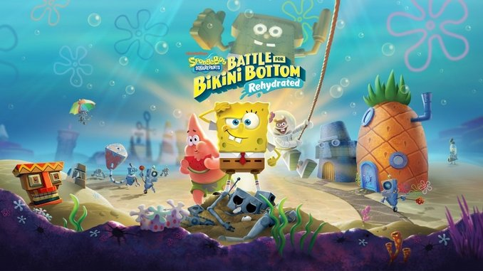 <i>Spongebob Squarepants: Battle for Bikini Bottom Rehydrated</i> Dredges Up a Deeply Flawed Cult Classic