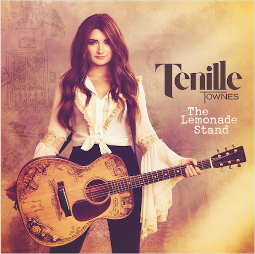Tenille Townes Takes Us On A Country-Pop Joyride on <i>The Lemonade Stand</i>