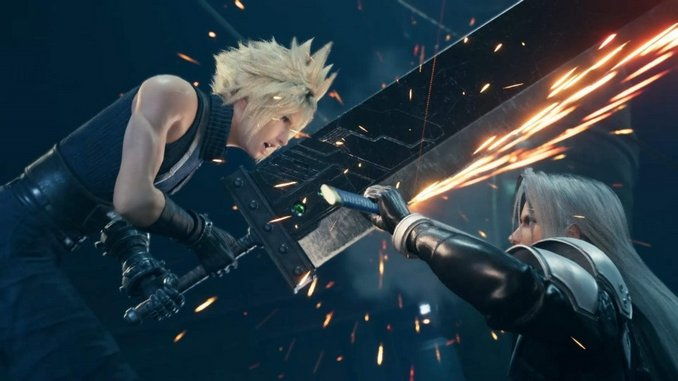 Could Square Enix's Latest Trademarks Be for More Final Fantasy VII Games?
