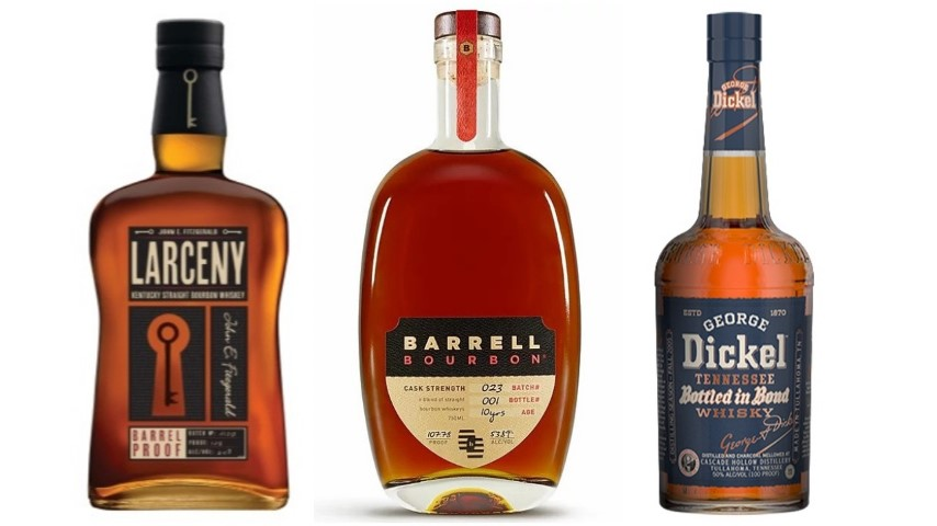 Five More Whiskeys We're Revisiting During Quarantine
