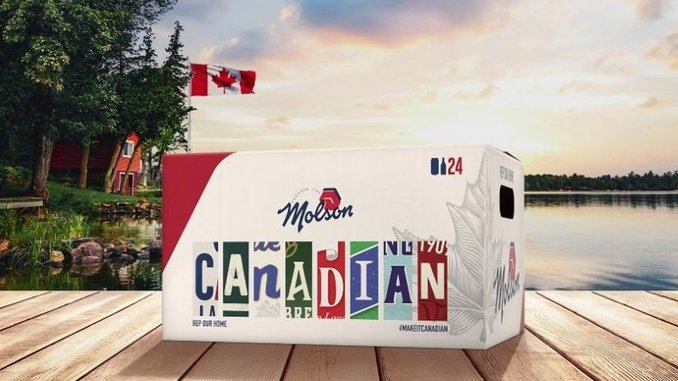 Molson Will Sell a Variety Pack (for Charity!) Full of Canadian Craft Beer