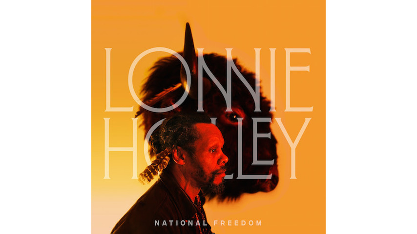 Lonnie Holley&#8217;s <i>National Freedom</i> EP Puts a Surreal Spin on the Blues