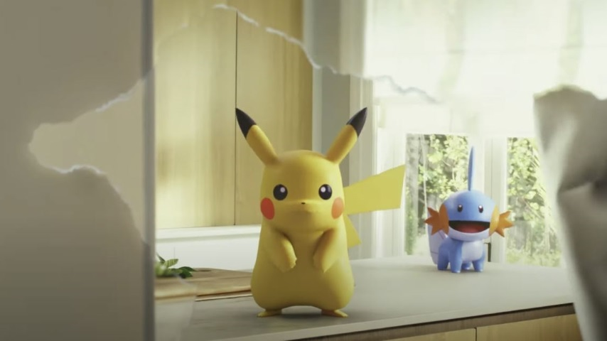 Rian Johnson Directed a Pokémon GO Commercial