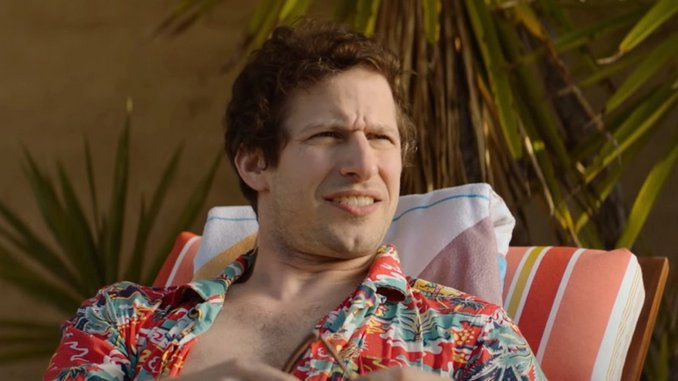 In a Streaming First, <i>Palm Springs</i> Now Has a Full Andy Samberg/Cristin Milioti Commentary Cut on Hulu