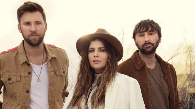 """Band Formerly Known As Lady Antebellum Sue Anita White Over """"Lady A"""" Name"""