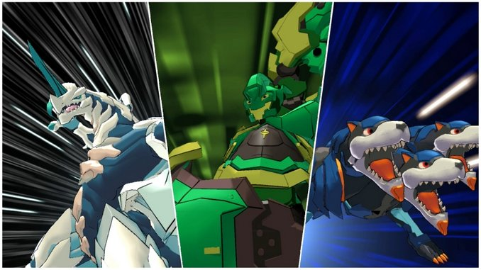 WayForward is Working on a Bakugan Videogame for the Switch