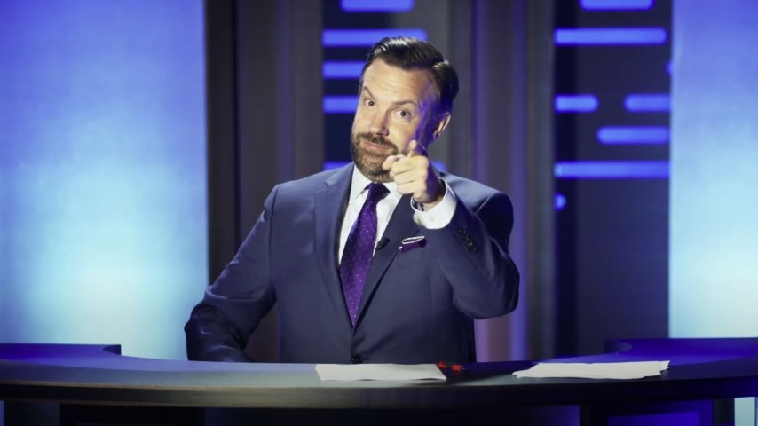 Jason Sudeikis Talks about <i>Tournament of Laughs</i> and Channeling His Inner Sportscaster