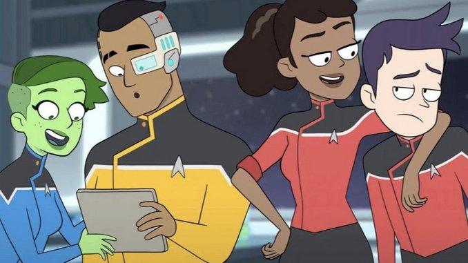 <i>Star Trek: Lower Decks</i> Offers an Animated Look at the Unsung Grunts of Starfleet
