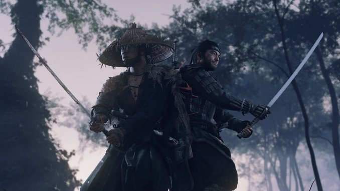 Despite Its Love of Samurai Movies, <i>Ghost of Tsushima</i> Just Wants to Be a Videogame