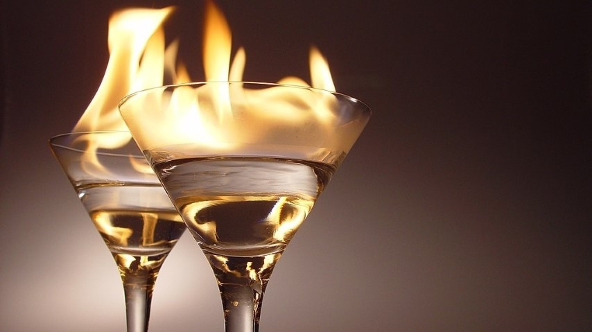 Cocktail Queries: Why Do We Light Drinks on Fire? What Does it Do?