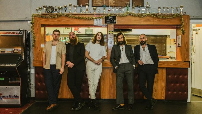"IDLES Share New Single ""A Hymn"""
