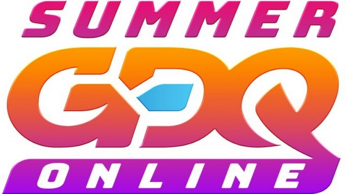 Summer Games Done Quick Online 2020 Schedule Revealed