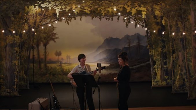 """Angel Olsen and Hand Habits Cover Tom Petty's """"Walls"""""""