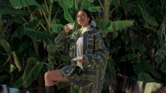"Aluna, Princess Nokia, Jada Kingdom Release ""Get Paid"""