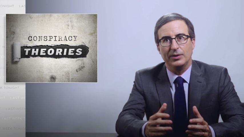Watch John Oliver Examine Coronavirus Conspiracy Theories