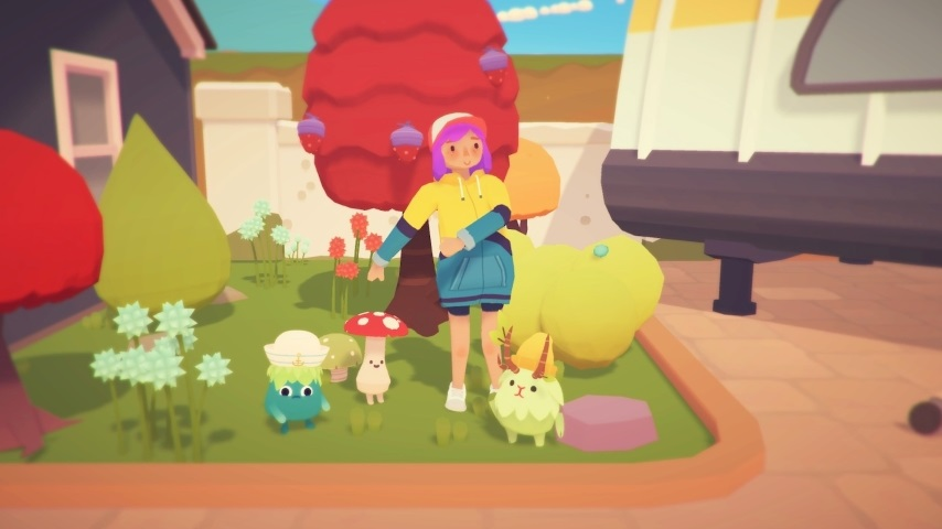 <i>Ooblets</i> Marries Pokémon and Harvest Moon with Awkward, Millennial-centric Humor
