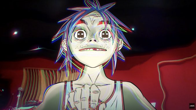 """Gorillaz Team Up With ScHoolboy Q on New Track """"PAC-MAN"""""""