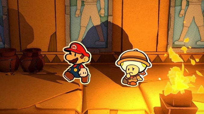 Here's What You Need to Know about <i>Paper Mario: The Origami King</i>