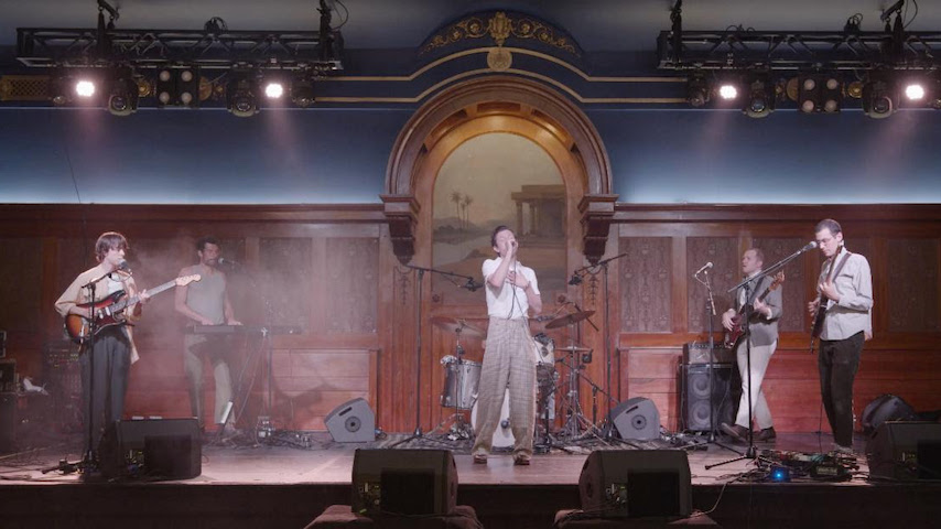 Watch Perfume Genius Perform On The Tonight Show With Jimmy Fallon