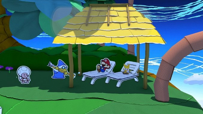 <i>Paper Mario: The Origami King</i> Is Unambitious, Problematic Fun