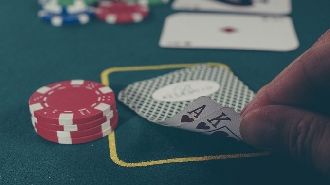 The Beautiful Agony of Online Poker