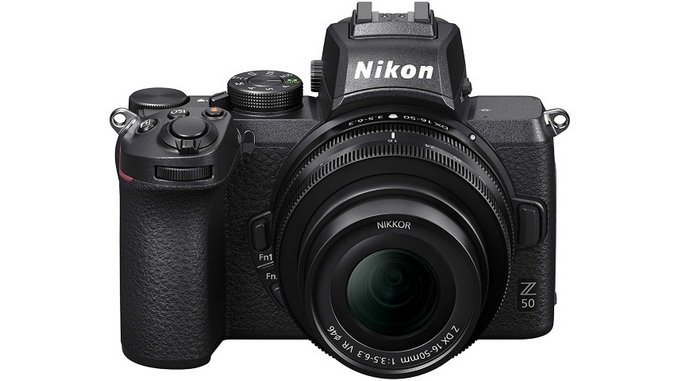 The Nikon Z 50 Camera Offers Pro Performance at Hobbyist Prices