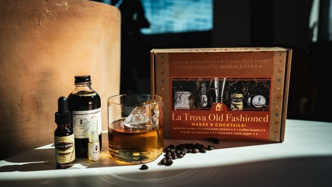 Support Out-of-Work Bartenders With This Bold, Coffee and Rum-Infused Cocktail Kit