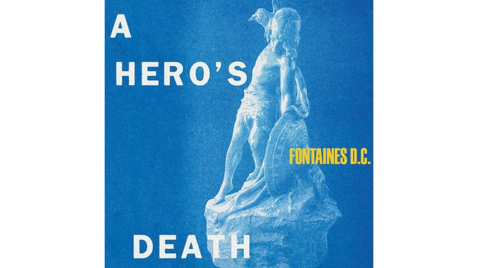 Fontaines D.C. Completely Transform on <i>A Hero&#8217;s Death</i>