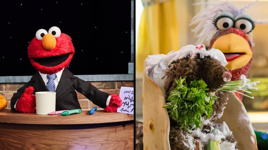 How <i>Muppets Now</i> and <i>The Not-Too-Late Show with Elmo</i> Return to Jim Henson's Strengths