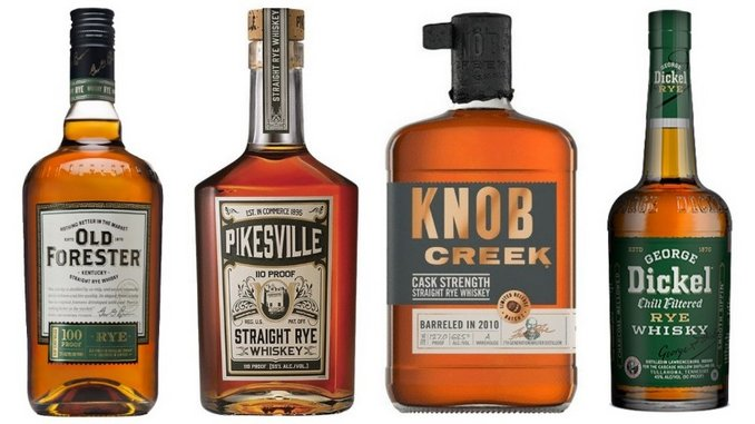 Cocktail Queries: What Are the Best Values in Rye Whiskey Today?